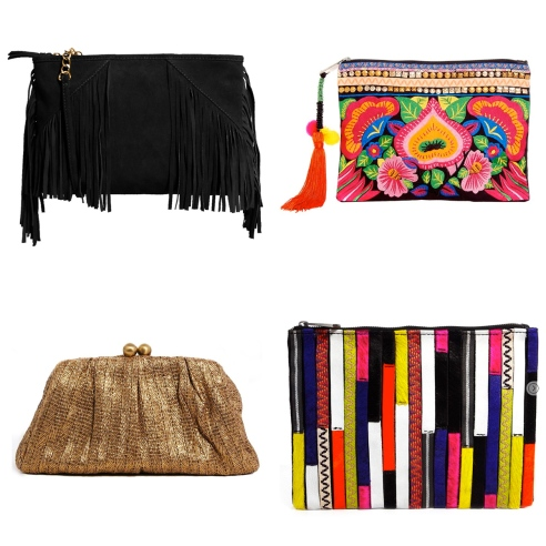 Clutches from Asos.com